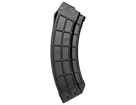 Century Arms 30 Round 7.62x39mm AK-47 Detachable Magazine, Black - MA692A