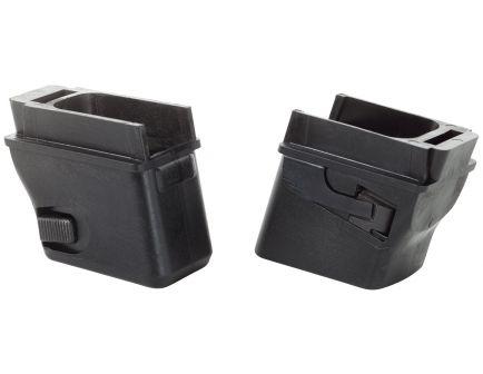 Chiappa Firearms Interchangeable Magazine Adaptor for Standard Glock Magazines, Black - 970.467