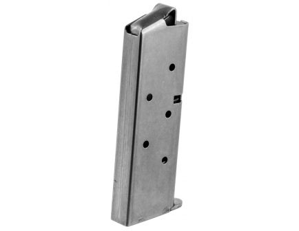 Colt 6 Round .380 ACP 1911 Mustang Detachable Magazine, Stainless Steel - SPC556711RP