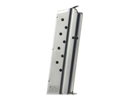 Ed Brown 9 Round 9mm Detachable Magazine, Stainless - 849