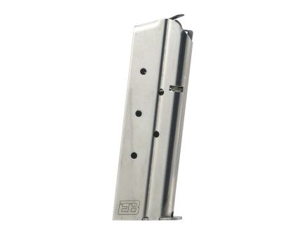 Ed Brown 9 Round 10mm Detachable Magazine, Stainless - 84910