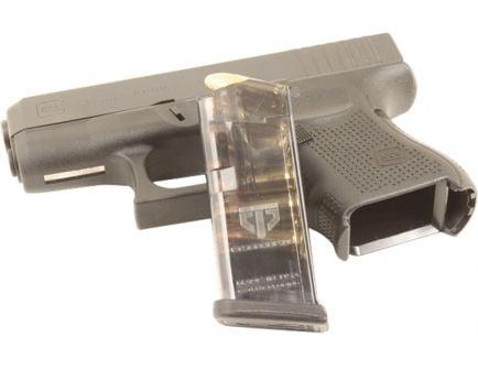 ETS 10 Round 9mm Glock 26 Detachable Magazine, Clear - GLK-26