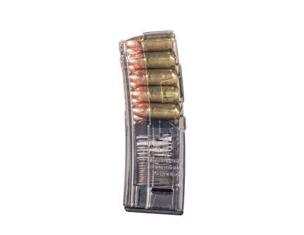 ETS 10 Round 9mm Magazine, Black Translucent - HKMP510