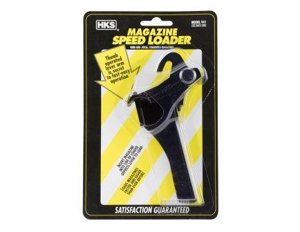 HKS Double Stack 9mm Plastic Magazine Speedloader, Black - 941
