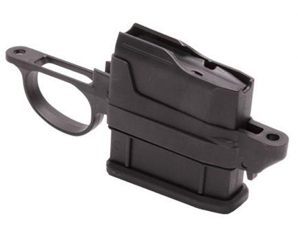 Howa 5 Round .223 Rem/.204 Ruger 1500 Vanguard Detachable Magazine Kit w/ Floor Plate, Black - ATIK5R223