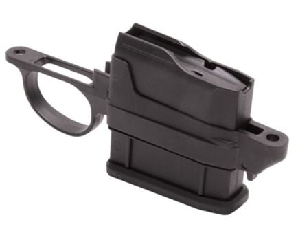 Howa 5 Round .223 Rem/.204 Ruger 700 Short Action Detachable Magazine Kit w/ Floor Plate, Black - ATIK5R223REM