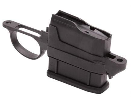 Howa 5 Round .243/.308 Win/7mm-08 Rem 700 Short Action Detachable Magazine Kit w/ Floor Plate, Black - ATIK5R308REM