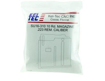 Kel-tec 10 Round .223 Rem/5.56 Detachable Magazine, Blued - SU16310