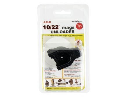 Maglula LULA Ruger 10/22 .22lr Polymer Universal Magazine Unloader, Black - LU32B