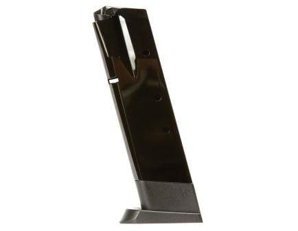 Magnum Research 10 Round 9mm Full-Size Baby Desert Eagle Detachable Magazine, Black - MAG910