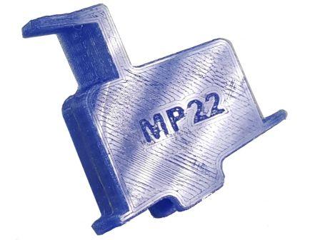 McFadden Machine Pistol Adapter, Amber - #6