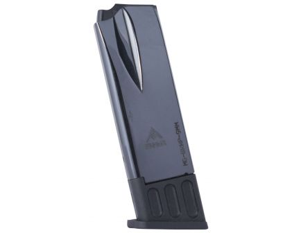 Mec-Gar 10 Round 9mm Browning Hi-Power Limited Detachable Magazine, Blue - MGBRHP10B