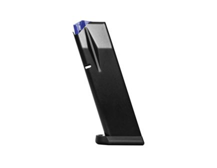 Mec-Gar 15 Round 9mm High Capacity Flush Fit Detachable Magazine, Blue with Anti-Friction Coated - MGCZCOMP15AFC