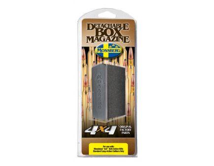 Mossberg 4 Round .270 Win/.25-06 Rem/.30-06 Spfld Detachable Magazine, Black - 95033