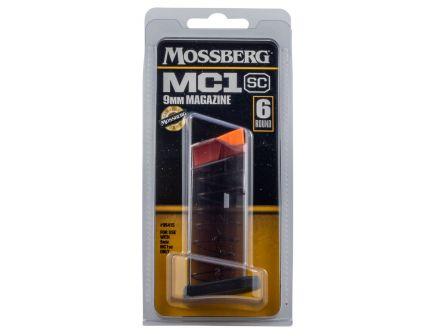 Mossberg 6 Round 9mm Magazine, Clear - 95415