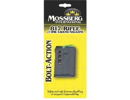 Mossberg 5 Round .17 HMR Detachable Magazine, Blued - 95887