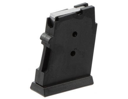 Steyr Arm 5 Round .22lr Zephyr II Detachable Magazine, Black - 1HW01301