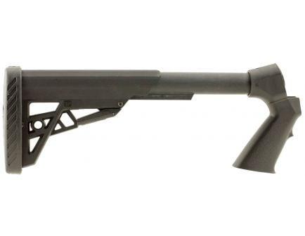 ATI Outdoors Shotforce Taclite Polymer 6-Position Adjustable Pistol Grip Shotgun Stock, Black - B.1.10.2000
