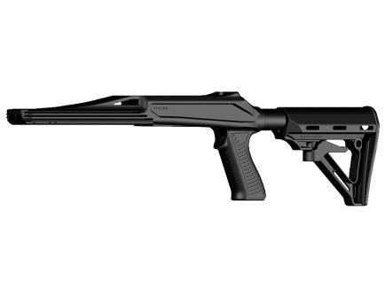 Blackhawk Knoxx Axiom Aluminum/Polymer Ultralight Rifle Stock, Black - K97501C