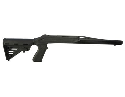 Blackhawk Knoxx Axiom Aluminum/Polymer Rifle Stock, Black - K98200C