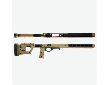 Magpul Industries Pro 700 Fixed Free Floating Short Action Stock - MAG997-FDE