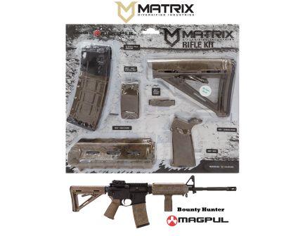 Matrix Diversified Industry Mil-Spec Magpul MOE Furniture Kit, Bounty Hunter - MAGMIL20BH