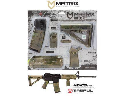 Matrix Diversified Industry Mil-Spec Magpul MOE Furniture Kit, A-TACS FG Camo - MAGMIL24FG