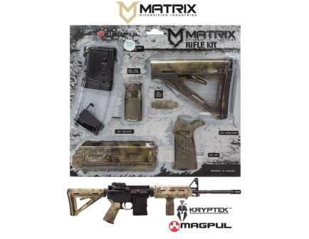 Matrix Diversified Industry Mil-Spec Magpul MOE Furniture Kit, Kryptek Mandrake - MAGMIL62KM