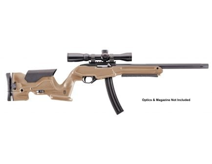 ProMag Archangel Ruger 10/22 Polymer Precision Stock, Desert Tan - AAP1022DT