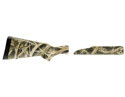 Remington 870 Synthetic Stock and Forend w/ SuperCell Recoil Pad, Mossy Oak Shadow Grass Blades - 17824