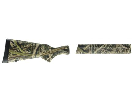 Remington 1100/11-87 Synthetic Stock and Forend w/ SuperCell Recoil Pad, Mossy Oak Shadow Grass Blades - 17829