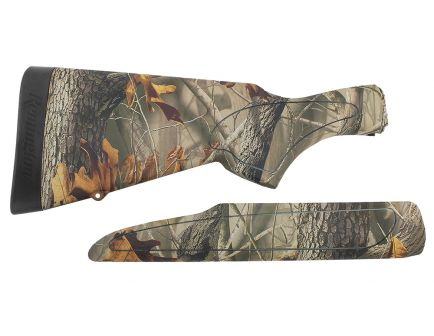 Remington Synthetic Compact Stock and Forend w/ SuperCell Recoil Pad, Realtree Hardwood HD Camo - 19530
