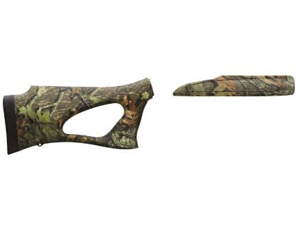 Remington ShurShot Synthetic Stock and Forend w/ SuperCell Recoil Pad, Realtree Hardwood APG Camo - 19550