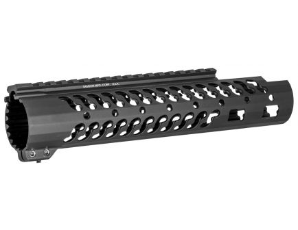 "Samson Manufacturing Evolution EX 7"" AR-10 Free Floating Handguard, Mil-A-8625 Type III Class 2 Anodized Black - EVO7EX"