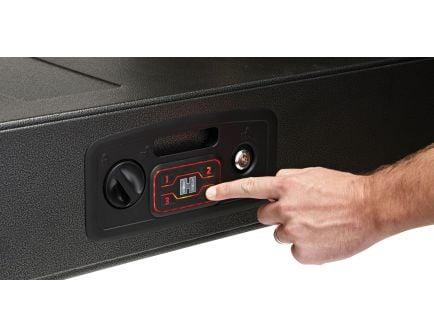 Hornady RAPiD Safe AR Gunlocker, Black - 98190