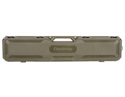"""Flambeau Safe Shot Field Rifle/Shotgun Case, 50.5"""", Tan - 6464FC"""