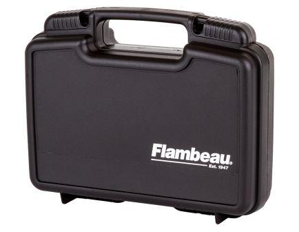 "Flambeau Safe Shot Pistol Pack Case, 10"", Black - 1011"