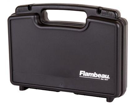 "Flambeau Safe Shot Pistol Pack Case, 14"", Black - 1411"