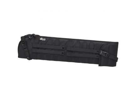 US Peacekeeper Shotgun Scabbard, Black - P13035