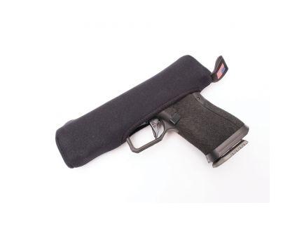 Sentry Slideboot Junior Slide Cover for Pocket Sized Auto .32/.380/9mm Pistol, Black - 17SB04BK