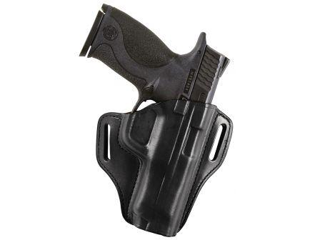 Bianchi Remedy Right Hand Glock 42 Holster, Plain Black - 23950