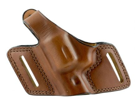 "Bianchi 5 Black Widow Left Hand 2"" Charter Arms Undercover Holster, Plain Tan - 12962"