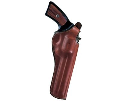 """Bianchi 111 Cyclone Right Hand 7.5"""" Ruger Redhawk Holster, Plain Tan - 13099"""