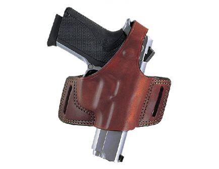 Bianchi 5 Black Widow Right Hand 9mm/.40 Auto Glock 17/19/22 Holster, Plain Tan - 15190