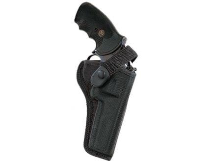 "Bianchi 7000 Sporting Right Hand Colt King Cobra Python 6"" Holster, Textured Black - 17686"