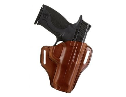 Bianchi Remedy Right Hand Ruger LCR 38 Holster, Plain Tan - 25032