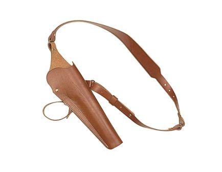 Hunter Company Right Hand S&W 500 Bandoleer Shoulder Holster, Brown - 1160