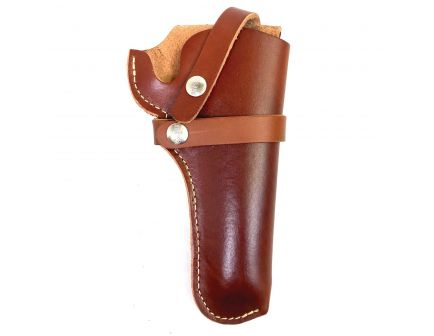 """Hunter Company 1100 Size 40 Right Hand 4.5"""" to 5.5"""" Colt Single Action Army Holster, Brown - 110040"""