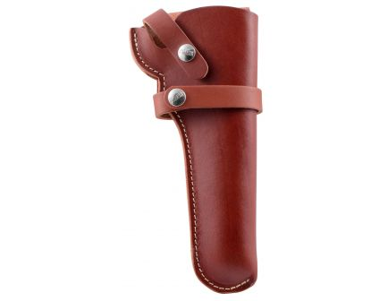 "Hunter Company 1100 Size 60 Right Hand 5.5"" to 6.5"" Colt New Frontier Holster, Brown - 110060"