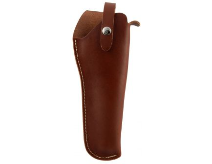 """Hunter Company VersaFit 4500 Size 7 Right Hand 5.5"""" to 6.75"""" .22 Semi Automatic Holster, Brown - 45007"""